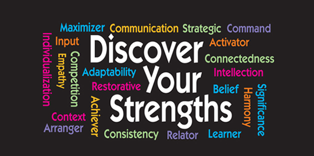 pelotonlabs discover your strengths lunch learn with deb